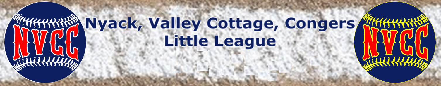 Nyack Valley Cottage Congers Little League, Baseball, Run, Field
