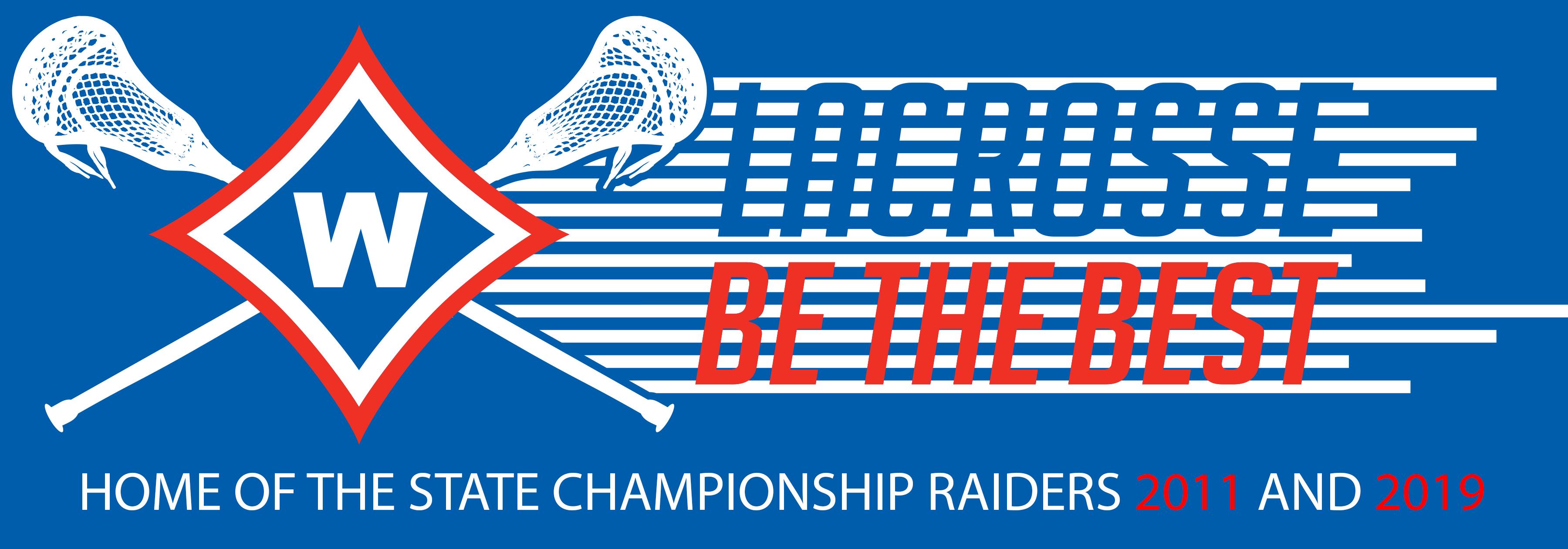 Walton Raiders Lacrosse, Lacrosse, Goal, Field