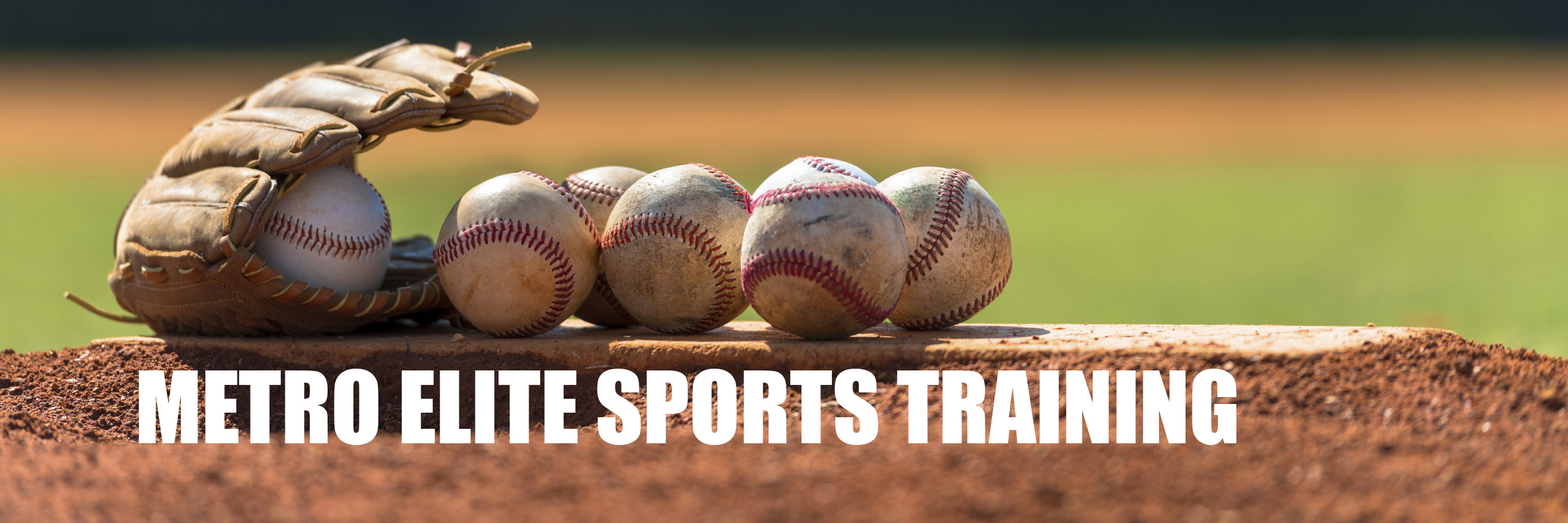 Metro Elite Sports Training, Baseball, Run, Field