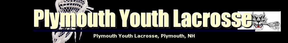 Plymouth Youth Lacrosse , Lacrosse, Goal, Field
