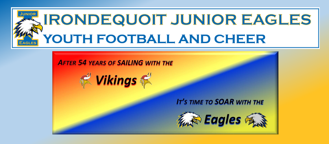 Irondequoit Junior Eagles, Football, Goal, Field