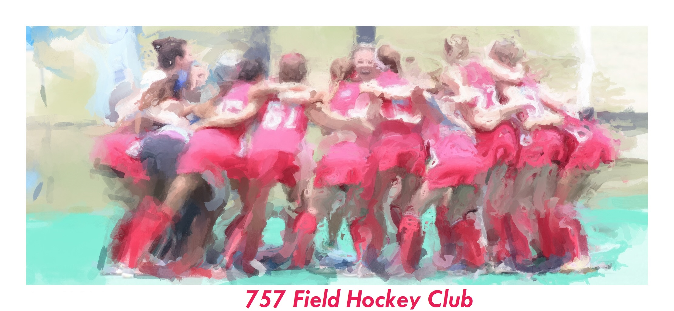 757 Field Hockey Clubs, Field Hockey, Goal, Field