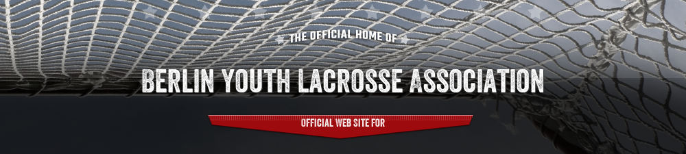 Berlin Youth Lacrosse Association, Lacrosse, Goal, Field