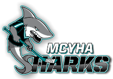 MCYHA Sharks, Hockey, Goal, Olson Ice Center