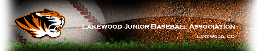 Lakewood Jr Baseball Association, Baseball, Run, Field