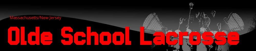 Olde School Lacrosse, Lacrosse, Goal, Field
