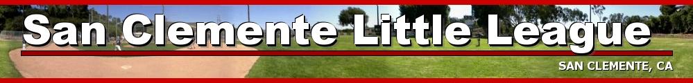 San Clemente Little League, Baseball, Run, Field