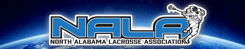 North Alabama Lacrosse Association, Lacrosse, Goal, Field