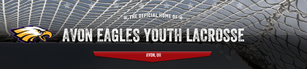 Avon Youth Lacrosse Association, Lacrosse, Goal, Field