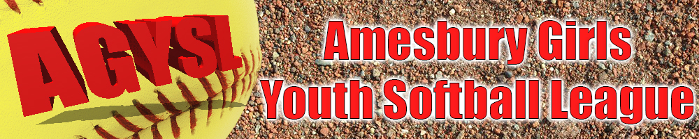 Amesbury Girls Youth Softball League, Softball, Play, Field