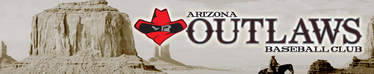 Arizona Outlaws Baseball Club, Baseball, Run, Field