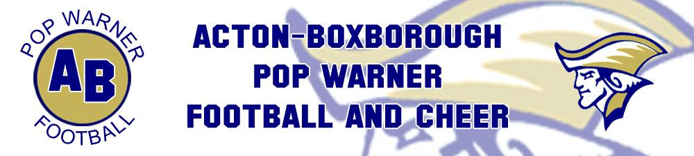 Acton-Boxboro Pop Warner Football & Cheering, Football, Point, Field
