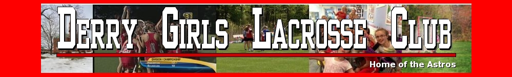 Derry Girls Lacrosse Club, Lacrosse, Goal, Field