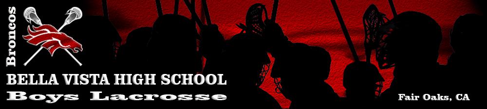 Bella Vista Boys Lacrosse, Lacrosse, Goal, Field