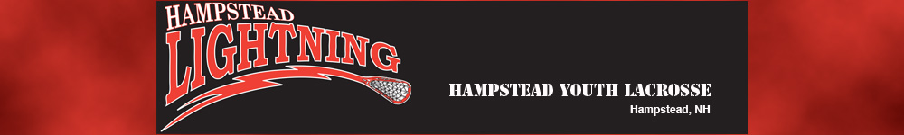 Hampstead Youth Lacrosse, Lacrosse, Goal, Field