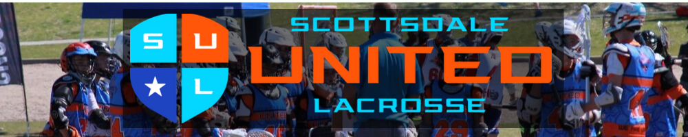 Scottsdale United Lacrosse Club, Lacrosse, Goal, Field