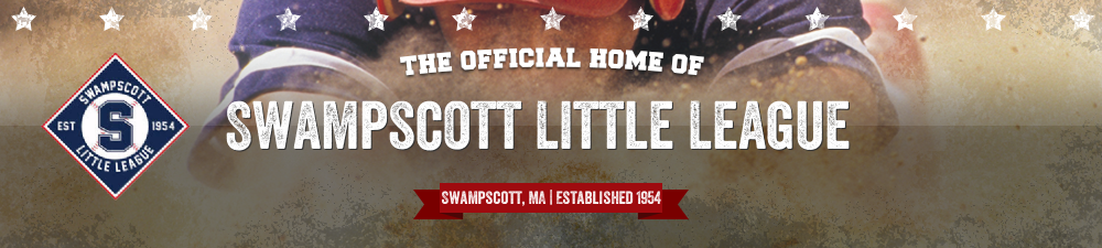 Swampscott Little League, Baseball, Run, DHC Field