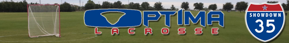 Optima Lacrosse, Lacrosse, Goal, Field