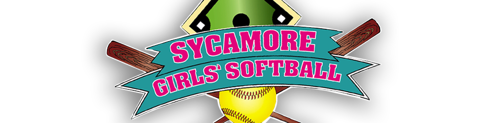 Sycamore Girls Softball, Softball, Run, Field