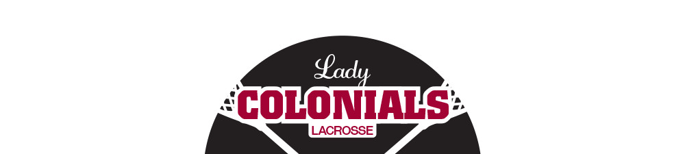 Morristown Lady Colonials, Lacrosse, Goal, Field