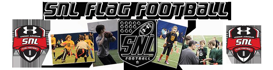 SNL Flag Football, Flag Football, Goal, Field