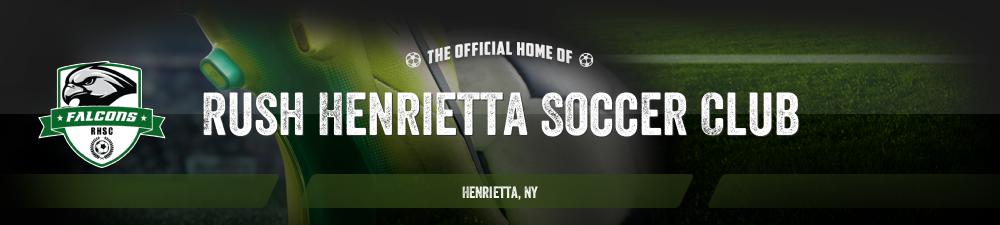 Rush Henrietta Soccer Club, Soccer, Goal, Field
