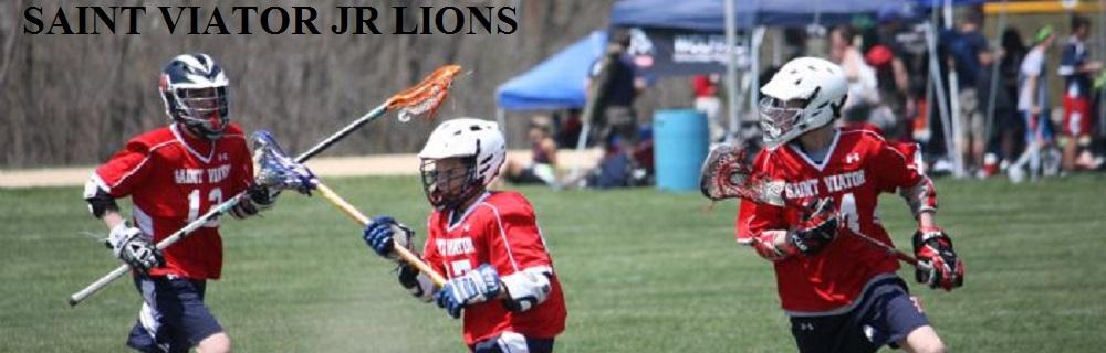 Saint Viator Jr Lions, Lacrosse, Goal, Field