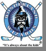 Wonderland Wizards Youth Hockey Association, Hockey