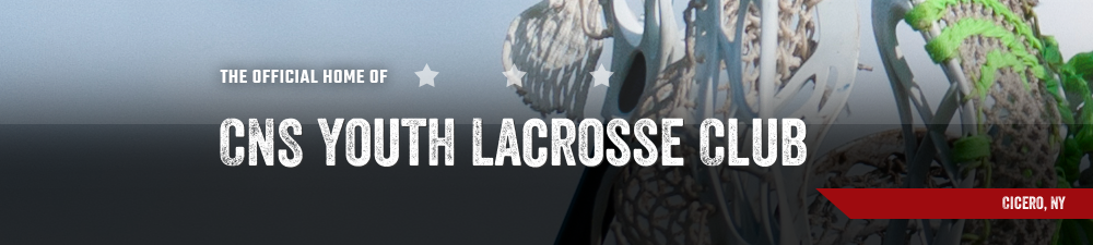 CNS Youth Lacrosse Club, Lacrosse, Goal, Field