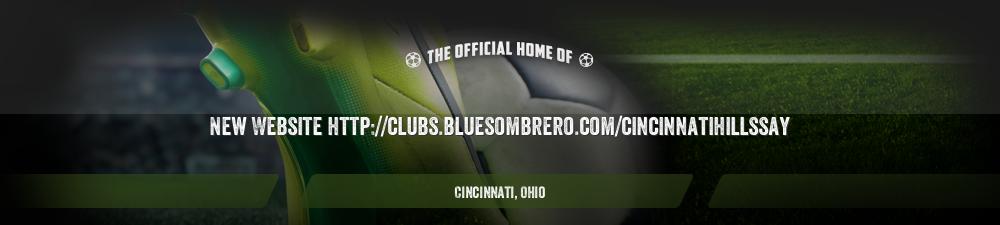 Cincinnati Hills SAY Soccer, Soccer, Goal, Field