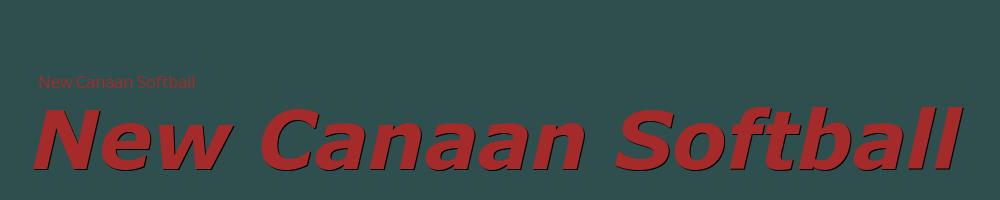 New Canaan Softball, Softball, Run, Field