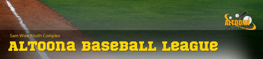Altoona Baseball League, Baseball, Run, Field