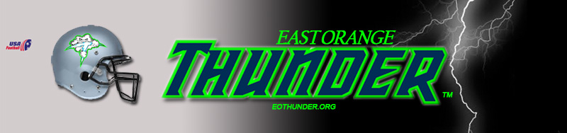 East Orange Thunder, Football, Goal, Field