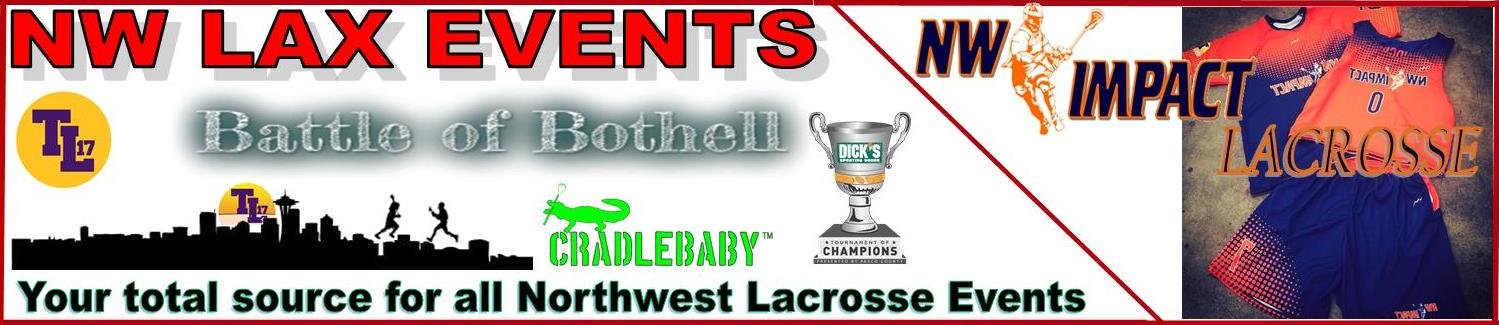 NW LAX EVENTS, Lacrosse, Goal, Field
