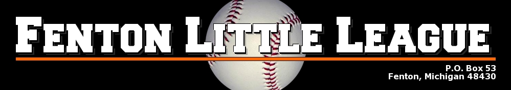 Fenton Little League, Little League, , Field