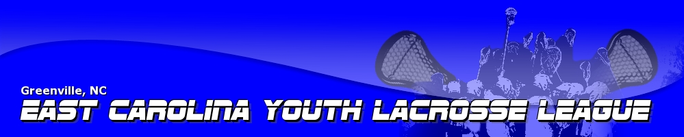 East Carolina Youth Lacrosse League, Lacrosse, Goal, Field