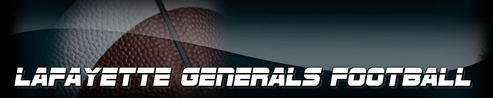 Lafayette Generals Football, Football, Goal, James D. Ishmael Stadium