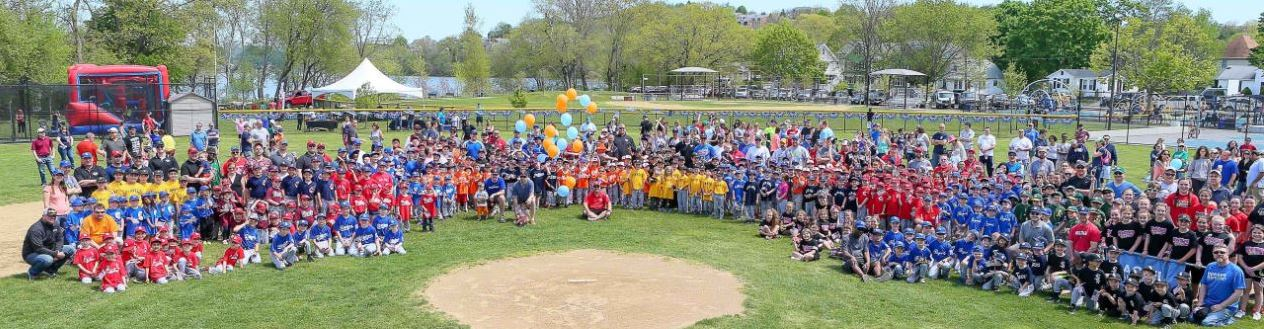 Waltham Youth Baseball, Baseball, Run, Field