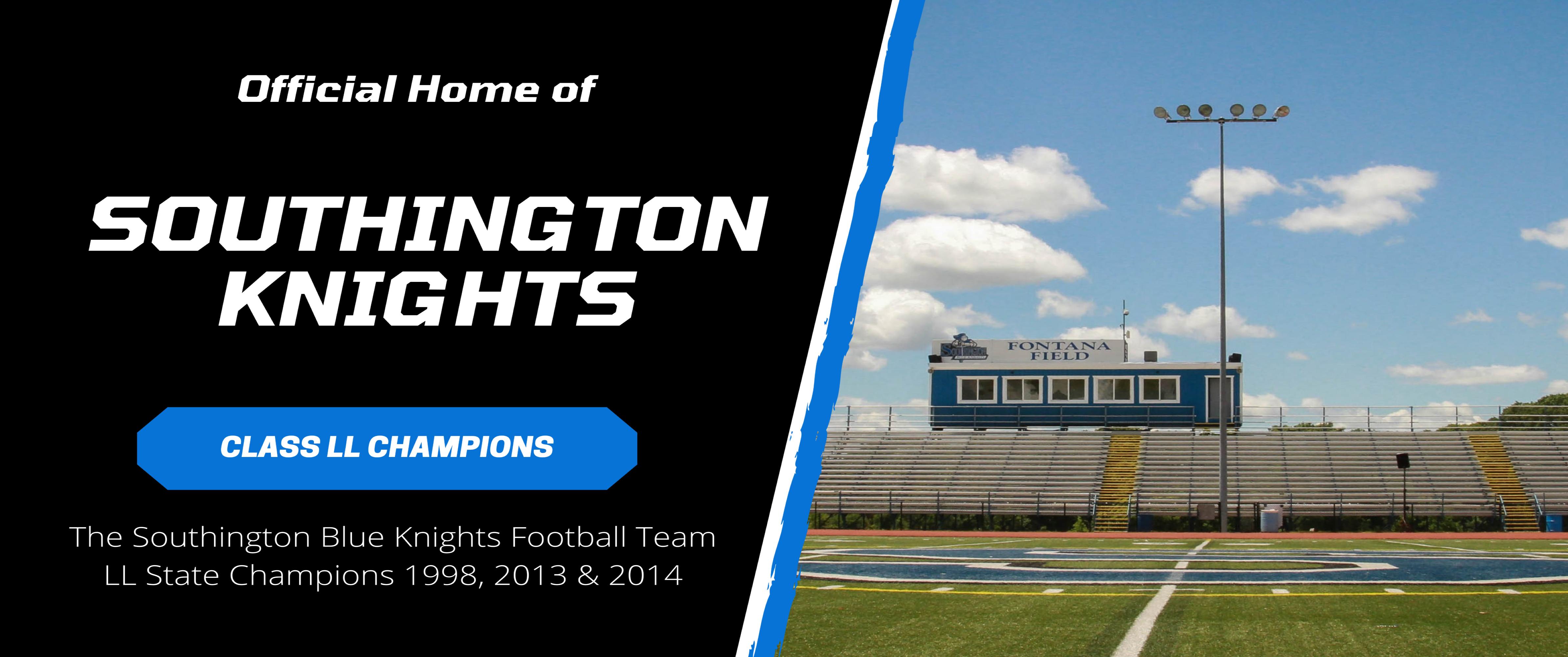 Southington High School Football, Football, Touchdown, Fontana Field