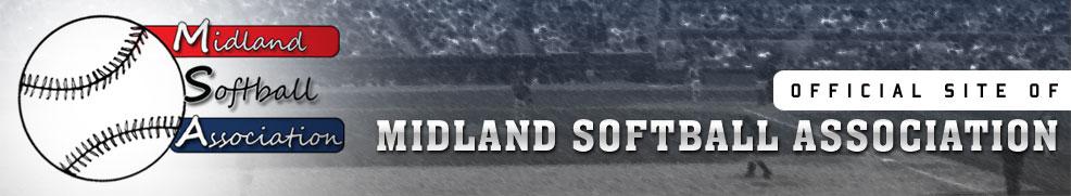 Midland Softball Association, Softball, Run, Field