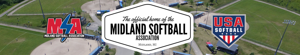 Midland Softball Association, Softball, Run, Field