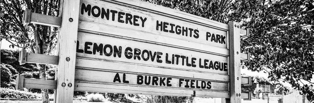 Lemon Grove Little League, Baseball, Run, Field