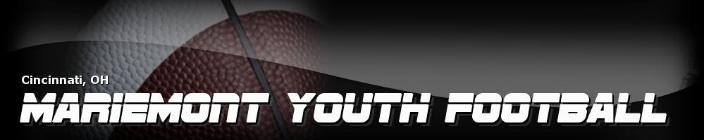Mariemont Youth Football, Football, Goal, Field