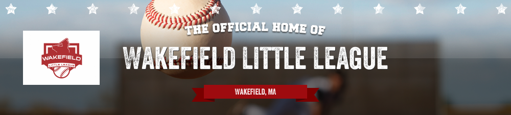 Wakefield Little League, Baseball, Run, Field
