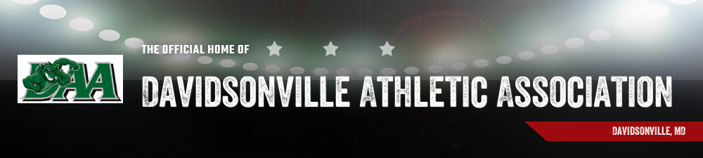 Davidsonville Athletic Association, Multiple, Goal, Field