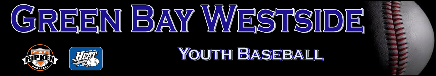 Green Bay West Side Youth Baseball, Baseball, ,