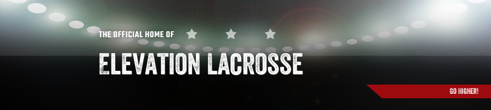 Elevation Lacrosse, Lacrosse, Goal, Field