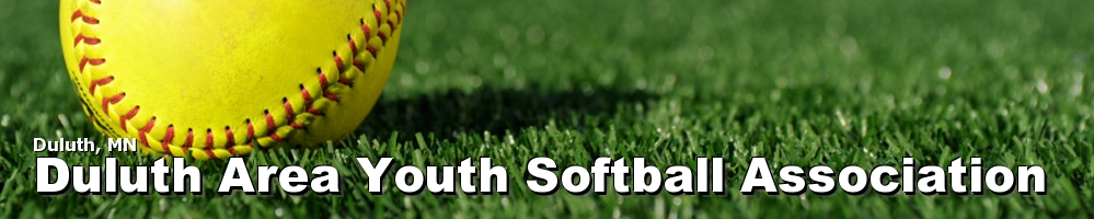 Duluth Area Youth Softball Association, Softball, Run, Field