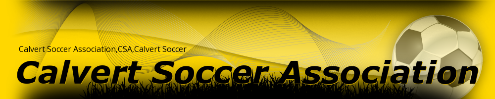 Calvert Soccer Association, Soccer, Goal, Field