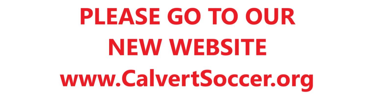 Calvert Soccer Association, Soccer, Goal, Field